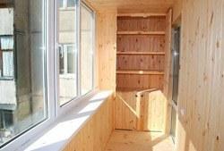Отделка, ремонт, утепление, балконов и лоджий г. Анапа